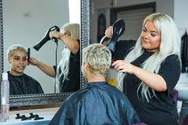 of hair beauty a makeup