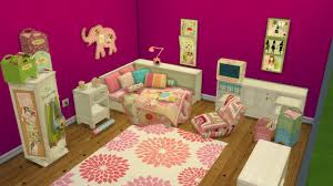 Sims 4 Cc S The Best Kids Room By Leo Sims Sims 4 Bedroom Sims Baby Sims 4
