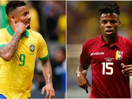 Eliminatórias Copa 2022 | Brasil x Venezuela: onde assistir AO VIVO nos  Estados Unidos a partida desta noite