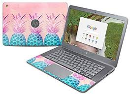 Amazon Com Pineapple Farm Protector Skin Sticker Compatible With Hp Chromebook 14 G5 Ultra Thin Protective Vinyl Decal Wrap Cover Computers Accessories