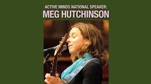 National Speaker Meg Hutchinson on Livestream