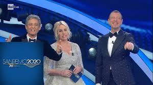 Sanremo 2020 - Auguri Vasco! - YouTube
