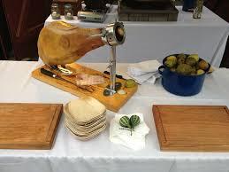 Chef Adam Halberg, Barcelona Wine Bar. | Facebook