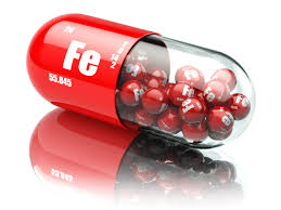 Certain iron supplements may influence the development of colon cancer