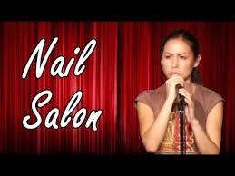 anjelah johnson nail salon stand up