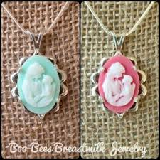 child cameo boo bees tmilk jewelry