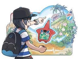 rotom dex - Pokémon hình nền (39660312) - fanpop
