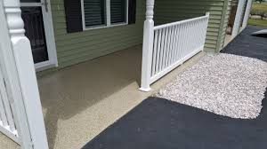 waterville me day s concrete floors