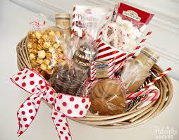 easy diy gift baskets for the holidays