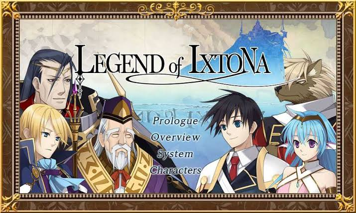 Image result for SRPG Legend of Ixtona""