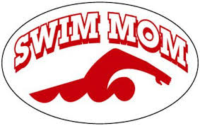 Swim Mom Car Window Decals Stickers Clings Magnets