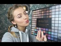 makeup revolution 144 eyeshadow palette