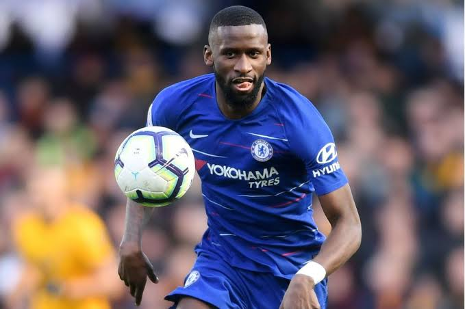 Image result for rudiger""