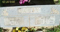 Myrtle Patterson Bagby (1899-1973) - Find A Grave Memorial