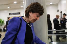 GOP Adviser Says Sen. Susan Collins Is 'Dead Woman Walking' After Vote for  New Testimony in Impeachment Trial