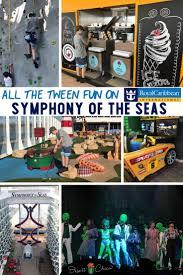 Tween Activities Onboard Symphony Of The Seas Desert Chica