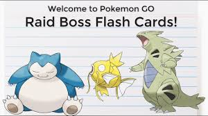 POKEMON GO RAID BOSS FLASH CARDS! Combat Power List to Memorize Every 100%  IV Raid Boss Pokemon GO - YouTube