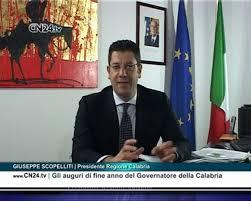 Gli auguri di fine anno del Governatore della Calabria - Video Dailymotion