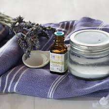 homemade fabric softener with lavender