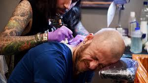 Najbardziej Bolesne Miejsca Na Tatuaz Vice