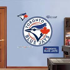 Toronto Blue Jays Logo Wall Decal Sticker Wall Decal Allposters Com