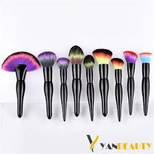 yt 2201 22 pcs vegan makeup brushes