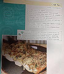 Crab Melt Sandwiches or Crab Dip Recipe ...