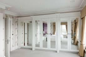 mirrored french closet doors beautiful