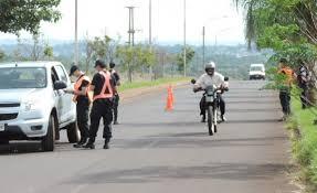 Resultado de imagen para policia de transito posadas