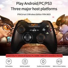 TAY CẦM PXN SMART 3 Android TIVI không dây Bộ điều khiển trò chơi máy tính  cổng USB máy tính kê âm nhạc như nhà đôi PS3 Máy chơi game đường Jedi
