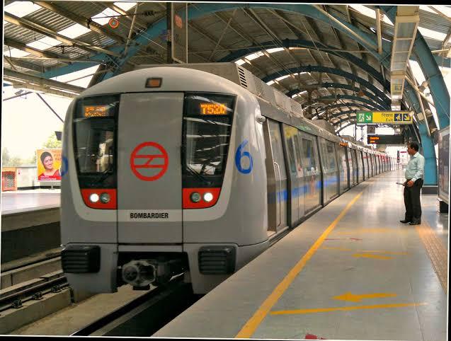 "Image result for vaishali metro station"""