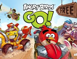 Rovio defends free-to-play Angry Birds Go! kart racer - GameSpot