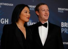 Mark Zuckerberg, Priscilla Chan give $100K to 8 restaurants