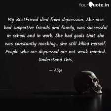 my bestfriend died from d quotes writings by علیقہ فاطمه
