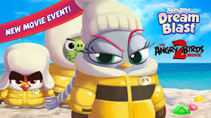 Angry Birds Dream Blast | Limited time movie event! - YouTube