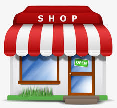 Com Market Store Icon - Brick And Mortar Store Icon - 920x807 PNG ...