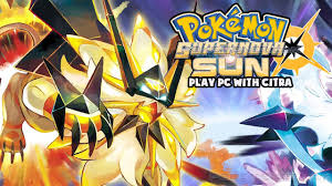 Pokemon Supernova Sun Expanded decrypted Citra for PC - Gameplay + ...
