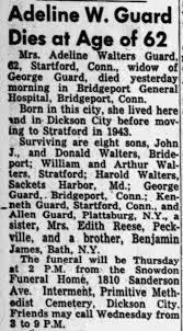Adeline Walters 1956 - Newspapers.com