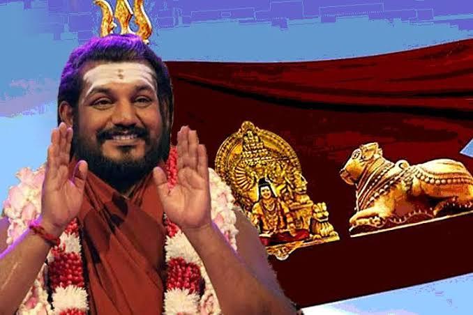 Image result for nithyananda