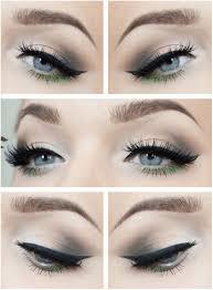 diy makeup tutorials gorgeous green
