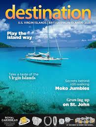 us virgin islands destination magazines