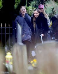 EastEnders pictures show Abi Branning attending her own funeral in wake of  horror Christmas fall
