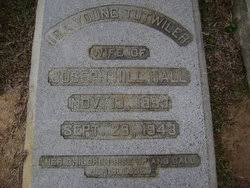 Ida Young Tutwiler Hall (1853-1943) - Find A Grave Memorial