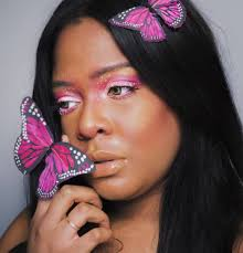 pink fairy easy makeup