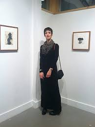 Photos from Peter Eide and Ursula Minervini: Towson MFA Thesis Exhibitions  - BmoreArt