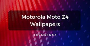 motorola moto z4 stock wallpapers