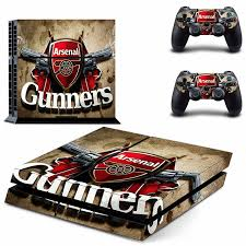 Arsenal Football Team Ps4 Skin Sticker Decal Vinyl For Sony Ps4 Playstation 4 Console 2 Controller Stickers Vinyl Decals Stickers Vinyl Skin Stickervinyl Stickers Aliexpress