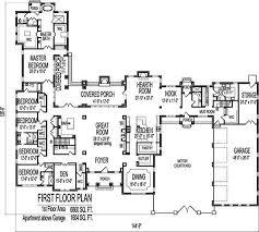 sq ft dream house floor plans
