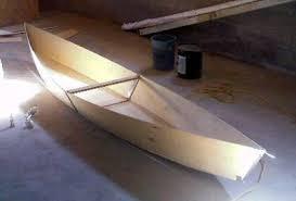 bateau canoe
