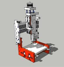 whiteant 3d plastic printer cnc machine